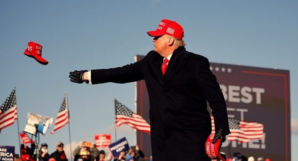 Выборы в США: сутки полные драматизма