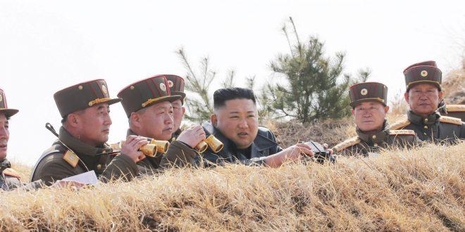 Северная Корея, опасаясь коронавируса, заминировала границу с Китаем