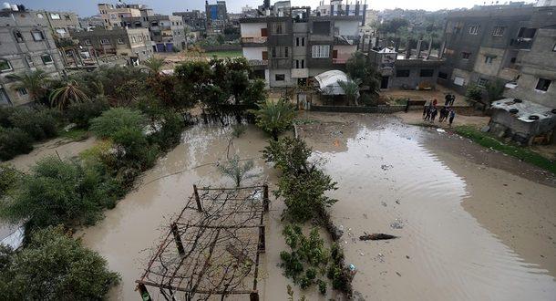 Синоптики пообещали наводнения от Ашкелона до Нагарии
