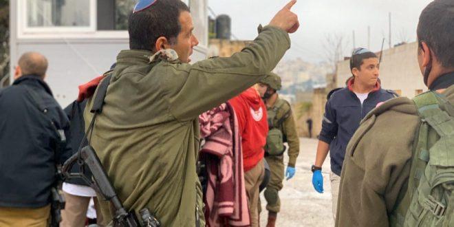 военные предотвратили теракт в Самарии