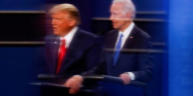 Выборы в США: финиш ноздря в ноздрю, начинается бодание лбами