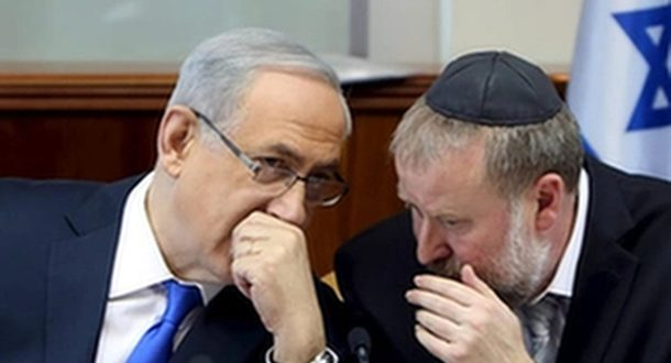 Глава коалиции из «Ликуда» отсидел 4 часа на допросе из-за угроз Мандельблиту
