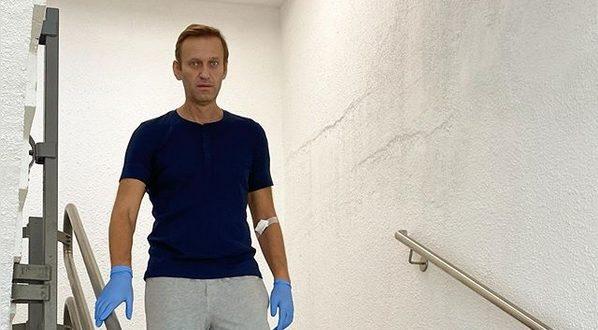 """Российские чиновники дали Навальному новое """"имя"""""""