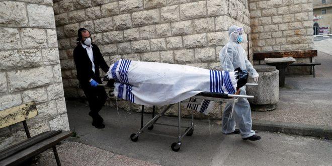 """Заболеваемость """"ковидом"""" в Израиле падает, смертность от него растет"""