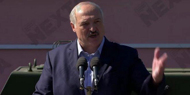 """Невыездной Лукашенко гарантировал новые выборы невъездным белорусам с """"позеленевшими от валюты глазами"""""""