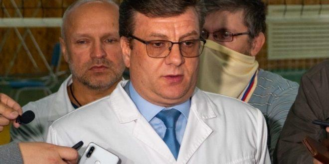 омский главврач, отрицавший отравление Навального, стал министром