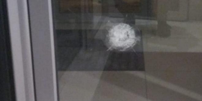 В Харькове обстреляли здание Почетного консульства Азербайджана