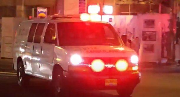 Полиция организовала погоню за бедуинами в Хайфе: один погиб, машина сгорела