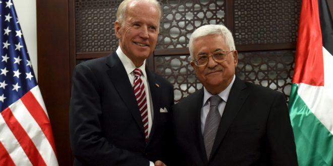 Абу-Мазен заявил, что ждет не дождется, когда Байден станет президентом