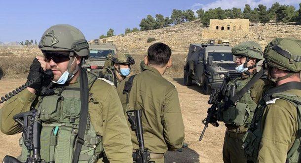 Солдат ЦАХАЛ обезвредил напавшего на него палестинского террориста
