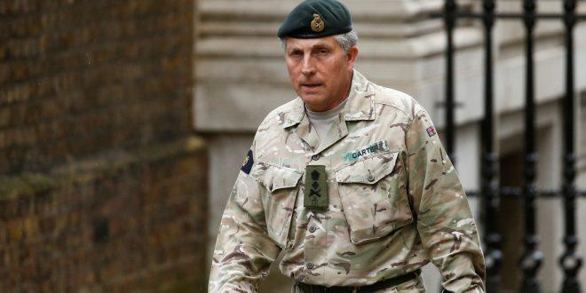 Командующий британской армией назвал причину, из-за которой в мире может разразиться Третья мировая война