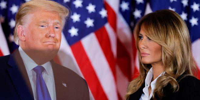 Домработницы Трампов сообщили, что Мелания может стать бывшей женой бывшего президента