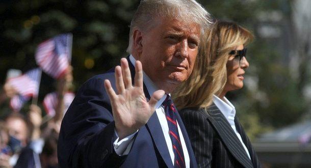 «Считает минуты». Мелания может подать на развод с Трампом — СМИ