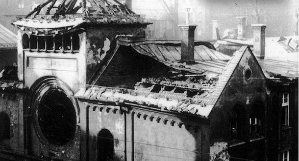 Годовщина Хрустальной ночи: вечером зажигаются синагоги