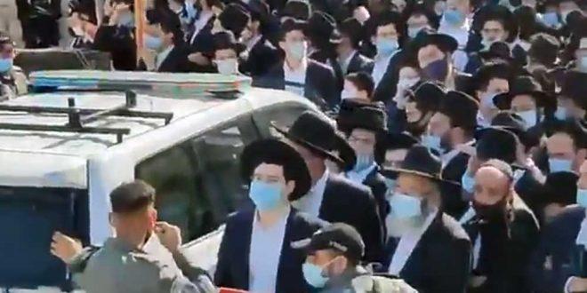 Что свадьба, что похороны — израильским ортодоксам закон не писан