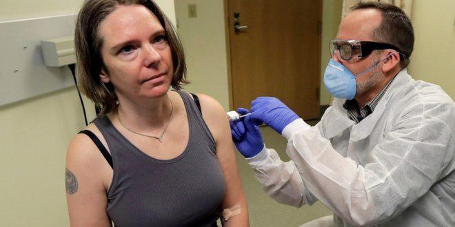добровольцы рассказали о побочных эффектах американской вакцины