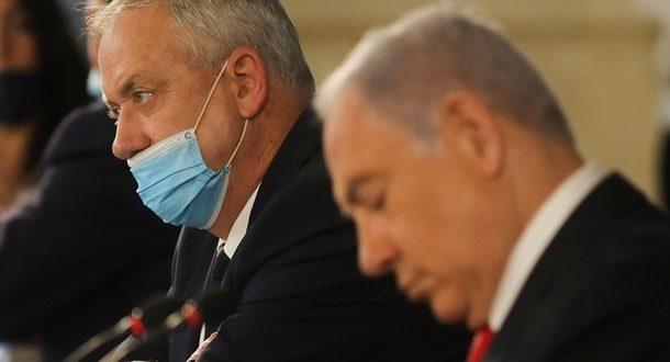 Ганц вновь угрожает Нетаниягу распадом коалиционного правительства