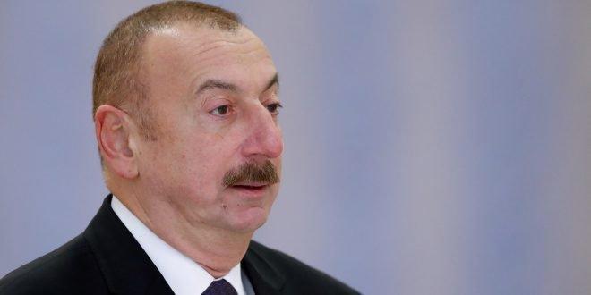 """Алиев объявил о """"блестящей"""" победе в """"Отечественной войне"""" за Карабах"""