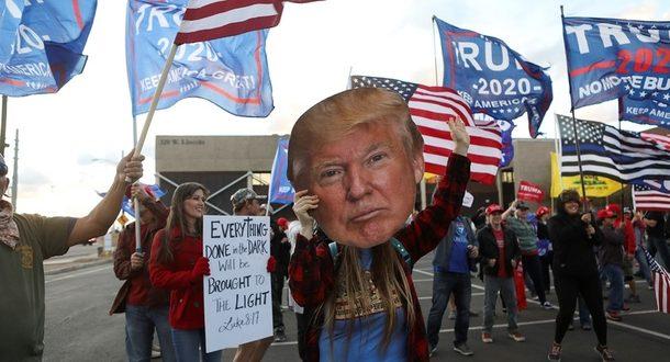 В ключевом штате вручную пересчитают голоса за Байдена и Трампа