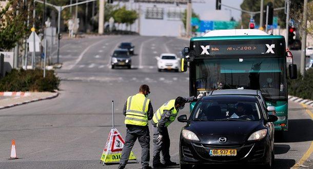 Полиция провела очередную облаву на нарушителей карантина