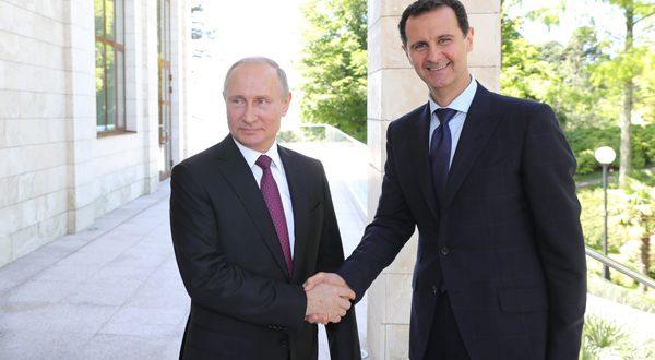 Россия выделила Сирии миллиард долларов