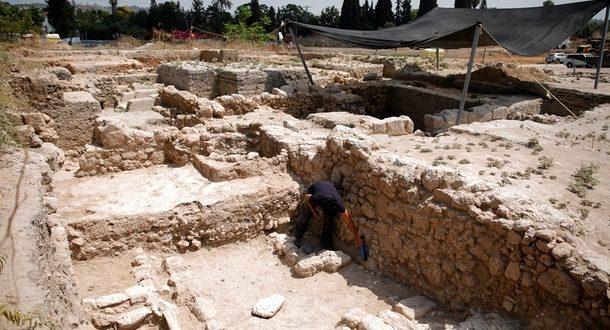 Форт времен библейского царя Давида найден в Израиле