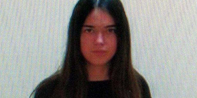 пропала 16-летняя Мадлена Кавенец из Ришон ле-Циона