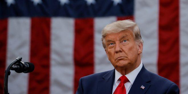 Трамп объявил о своей победе в Пенсильвании, но впервые допустил, что президентом США будет не он