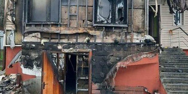 под Минском сожгли дачу академика, поддержавшего белорусский протест