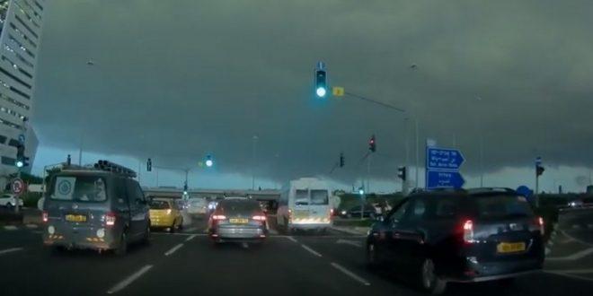 Прогноз погоды: в Израиль пришла зима, отворяй ворота