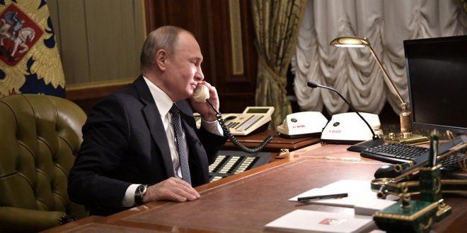 Нетаниягу поговорил с Путиным о производстве российской вакцины в Израиле