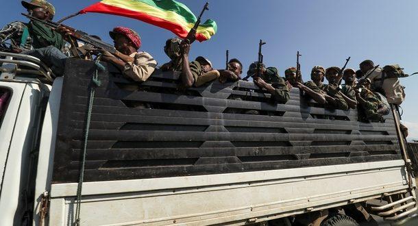 Из района боев между Эфиопией и Эритреей спасены 9 израильтян