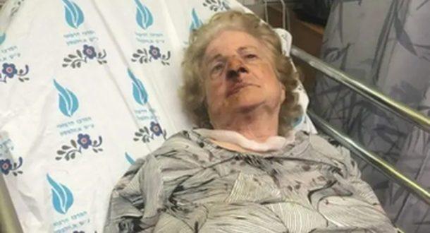 Араб из Яффо сел на 4.5 года за жестокое ограбление пенсионерки