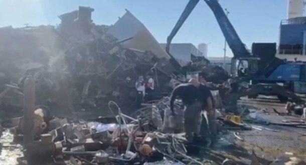 Ашдод: полиция арестовала владельцев завода, где произошел взрыв