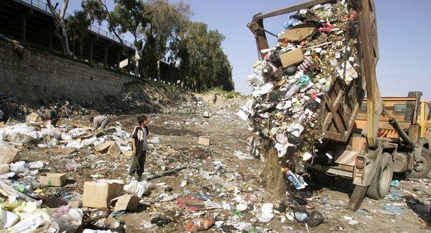 Полиция объявила войну незаконным мусорным свалкам в районе Лода