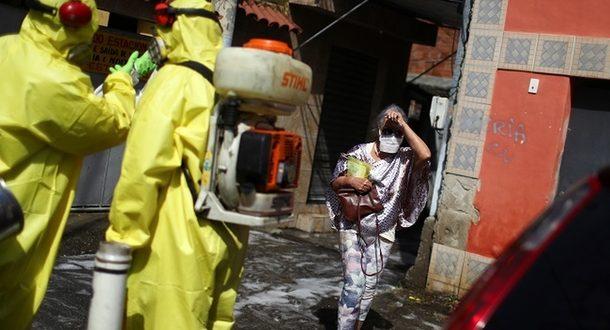 Минздрав: число новых инфицированных остается высоким