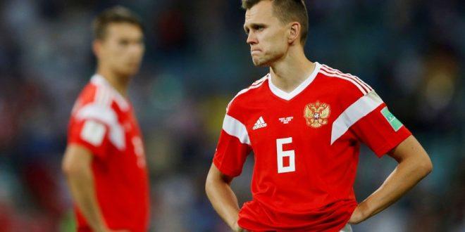 сборная России по футболу после португальского и израильского кошмара пережила еще и белградский ужас