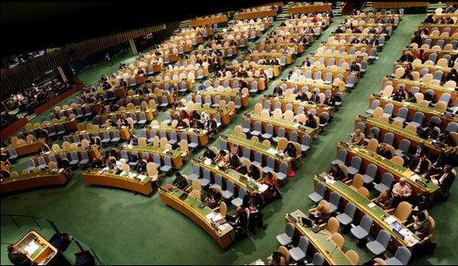 """В ООН в очередной раз подтвердили """"право палестинского народа на независимость"""""""