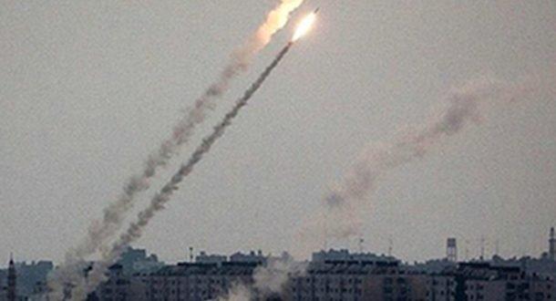 Обстрел Ашкелона: ракета попала в склад на одном из заводов города
