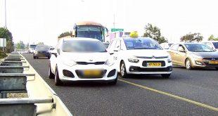 Израильская полиция взялась за тех, кто огибает пробки по обочине: снимают тайно, штрафуют сильно