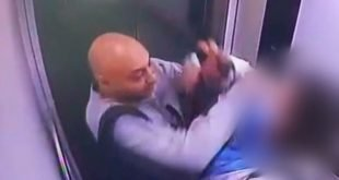 Ноф а-Галиль: хулиган избил пенсионерку в лифте за замечание о защитной маске