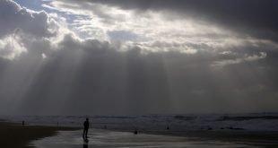 Погода в Израиле: прохладно и дождливо