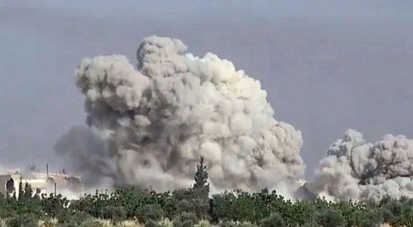 Кто-то снова разбомбил объекты проиранских группировок на востоке Сирии