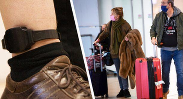 Аэропорт Бен-Гурион: на прилетающих из-за границы наденут электронные браслеты