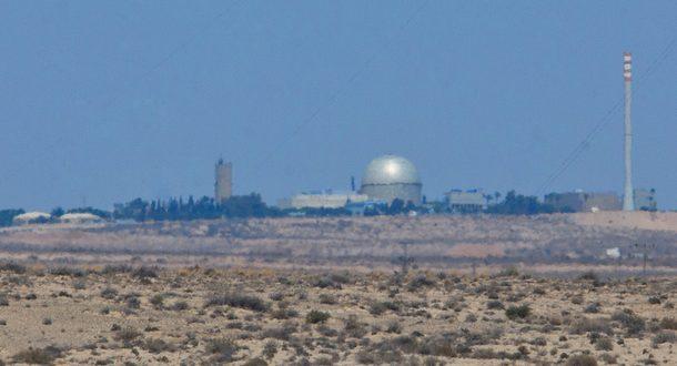 Рядом с реактором в Димоне строится новый объект