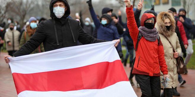 В ООН заявили о беспрецедентном кризисе прав человека в Белоруссии