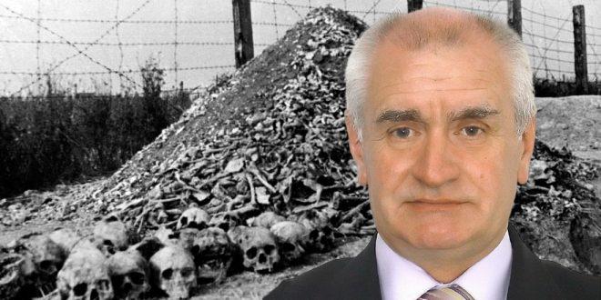 """Российского профессора, назвавшего Холокост """"мифом"""", уволили из второго вуза"""