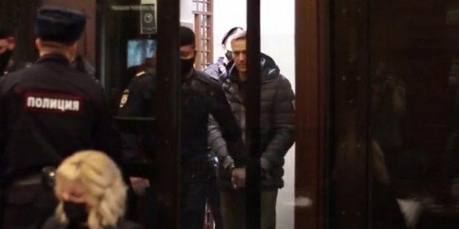 Стало известно, где Навальный проведет ближайшие два с половиной года