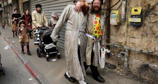 Иерусалим заперт: никаких автобусов, ни частных, ни рейсовых, ни туда, ни оттуда