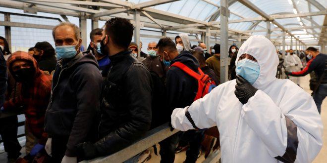 Израиль приступает к вакцинации рабочих из Палестинской автономии